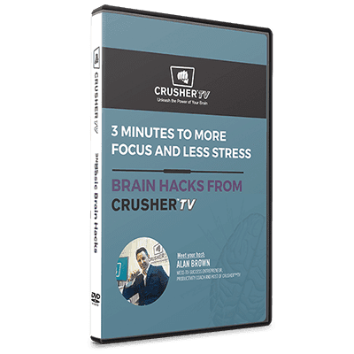 More Productivity Less Stress | CrusherTV