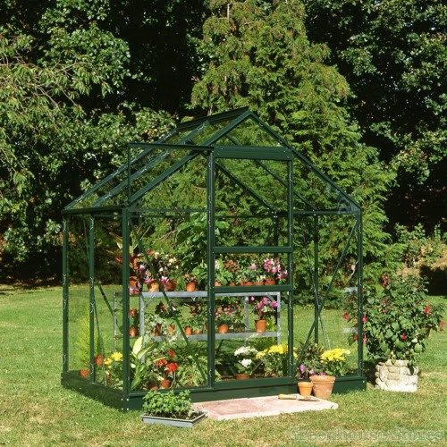 Cheap Plastic Sheds by Greenhouses For Sale
