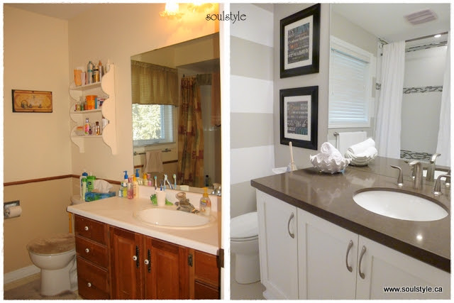 Main Bathroom Renovation - soulstyle Interiors and Design