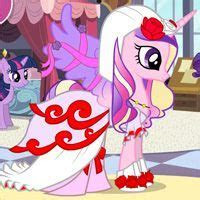 Rarity's Wedding Dress Designer Game   My little pony   My