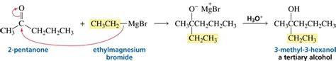 solved      methyl  hexanol   synthe