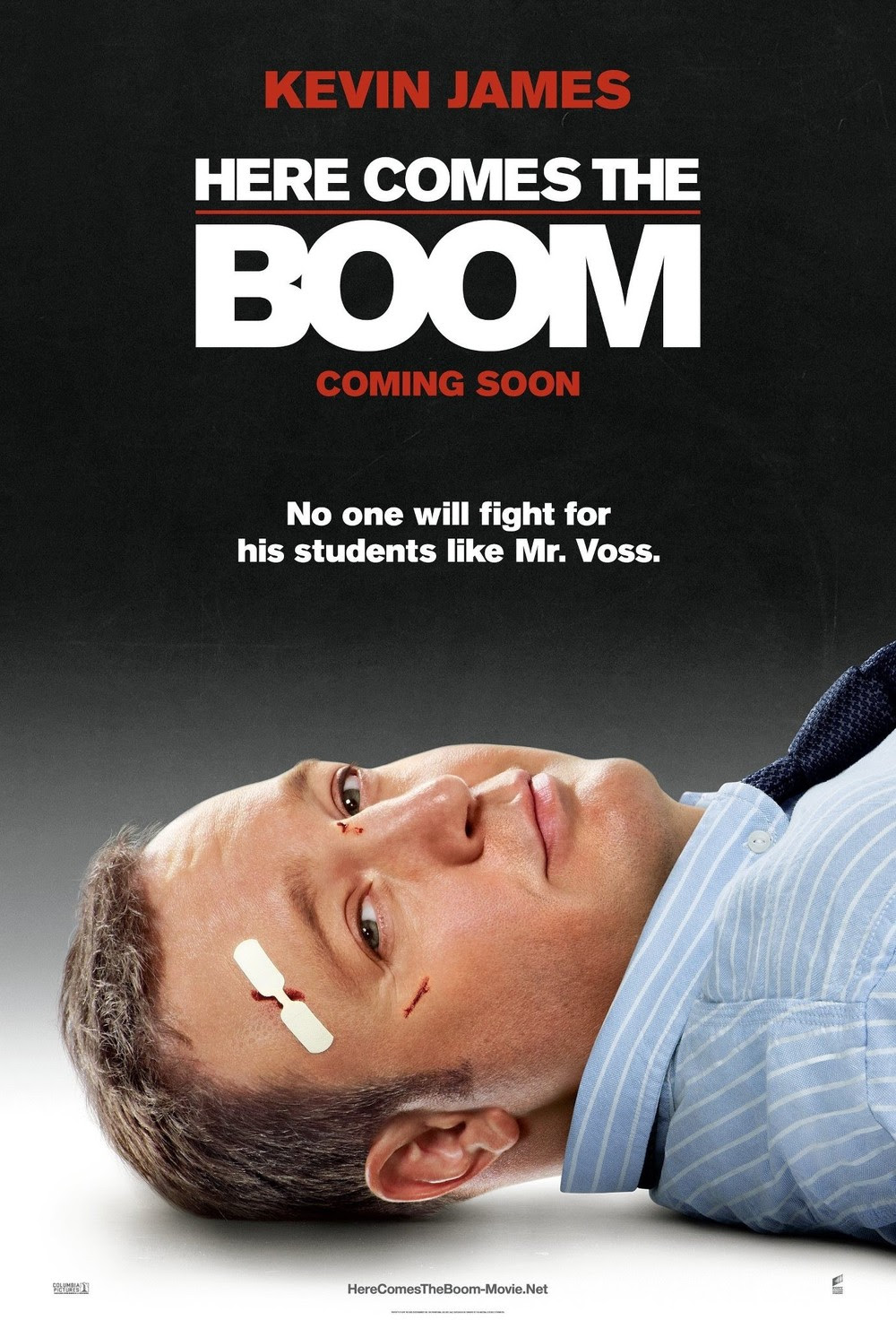 Here Comes the Boom DVD Release Date  Redbox, Netflix, iTunes, Amazon
