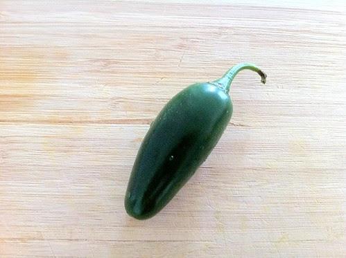 Green Jalepeno Pepper