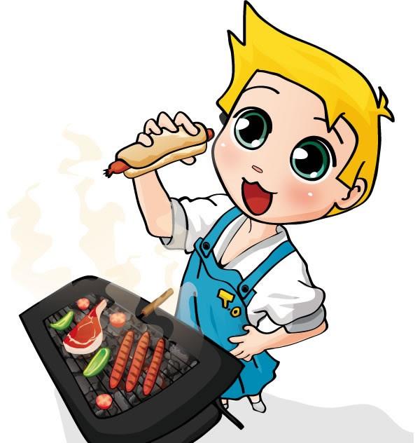 Aprender A Dibujar Dibujos De Teo Comiendo Su Hot Dog Eshellokidscom