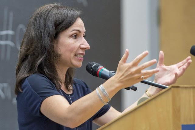 Martine Ouellet.... (Photo La Presse Canadienne)