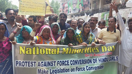 Governor of Sindh: Do not amend the law curtailing the forced conversion of minority girls in Sindh-Pakistan