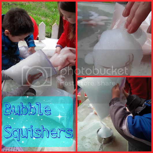 Bubble Squishers