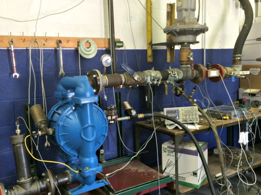 Study Proves Potential Energy Savings of AODD Pump Controls | Compressed Air Best Practices