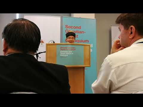 The three treasures of Taoism: speech by KM during the Christianism-Taoism colloqium in Singapore