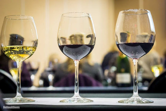 Win a Pair of Tickets to the Athens Wine Weekend's Amuse Bouche