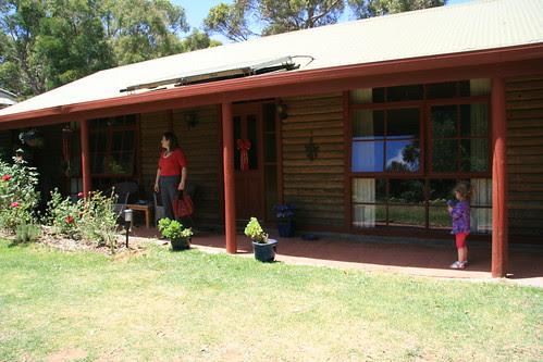 Sue Milnes cabin