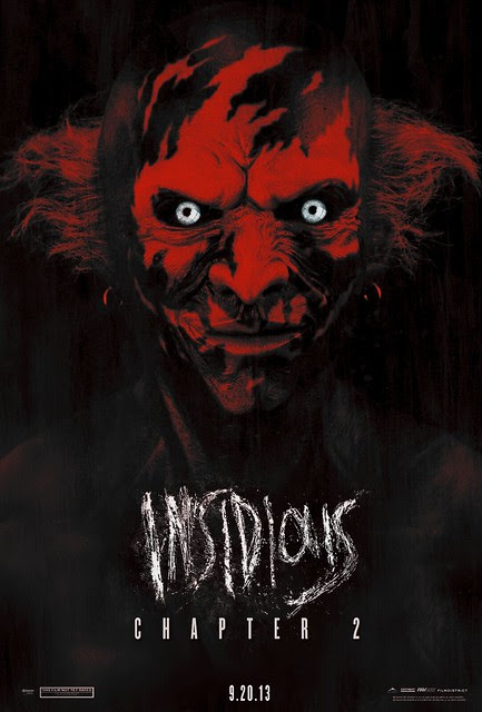Insidious Chapter 2 Poster A