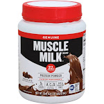 Muscle Milk Protein Powder, Chocolate - 30.9 oz