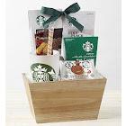 Starbucks Coffee Break Gift Basket by 1-800-Baskets - Gift Basket Delivery