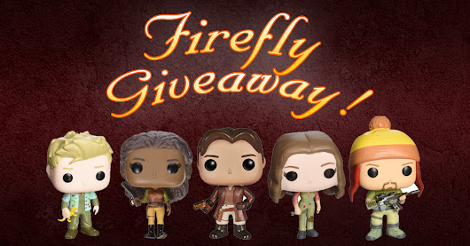 Firefly Giveaway Event on The John Doppler Effect