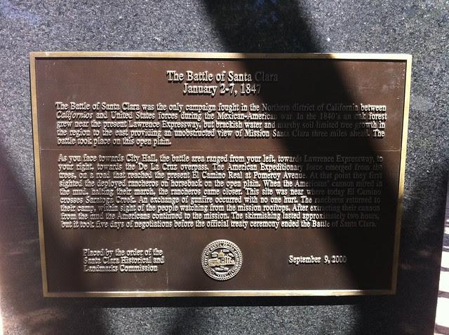 California Historical Landmark #260