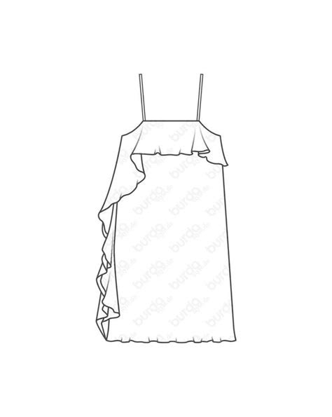 Kleid | Mode zum Selbernähen im burda style Onlineshop