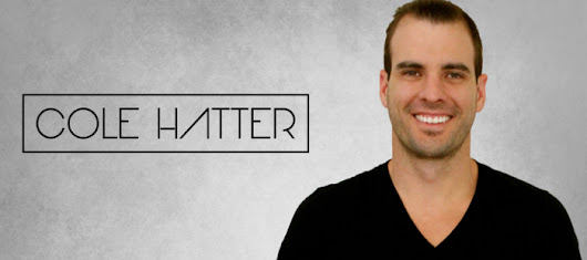 Cole Hatter – Building Authority, Creating Impact and Making Money Matter