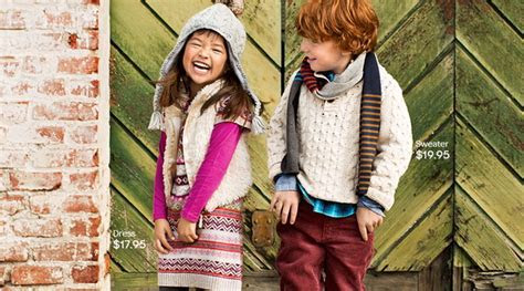 Chic and Cute H&M Kids 'Keep Warm' Clothing Collection
