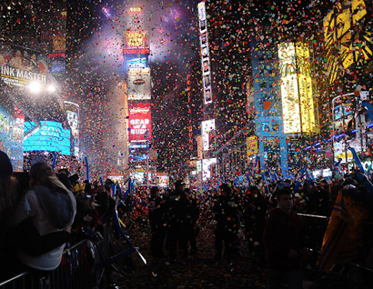 The New Year in New York - ParkJockey News