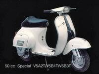Tutti Fuori Vespa 50 Special