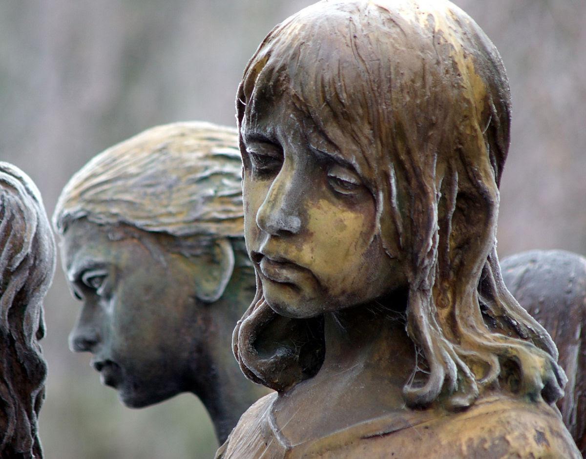 Memorial das Crianças Vítimas de Guerra em Lidice 02