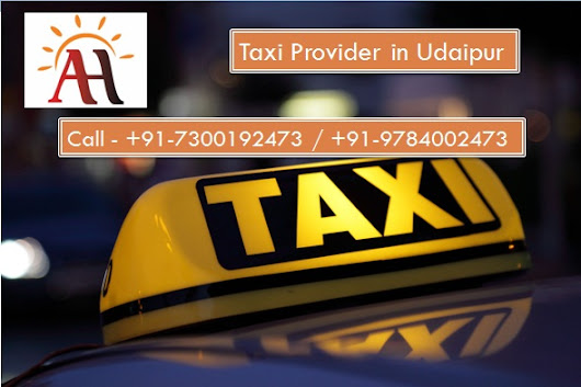 Taxi Provider in Udaipur Trip