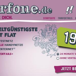 Yourfonede Startet Im Eplus Netz Mit Attraktiver Allnet Flat Für