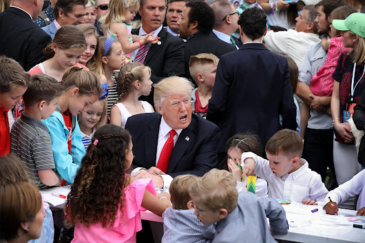 Donald Trump just massively trolled a child who asked for his autograph