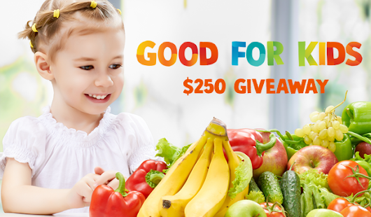 Enter to WIN a $250 Gift Card to Your Favorite Children's Online Store