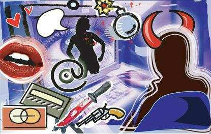 US citizen arrested for circulating child porn from Hyderabad - Times of India