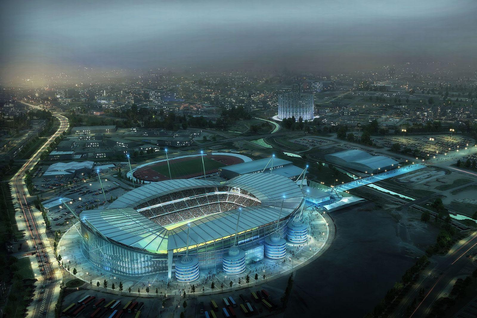 Design: Etihad Stadium - StadiumDB.com