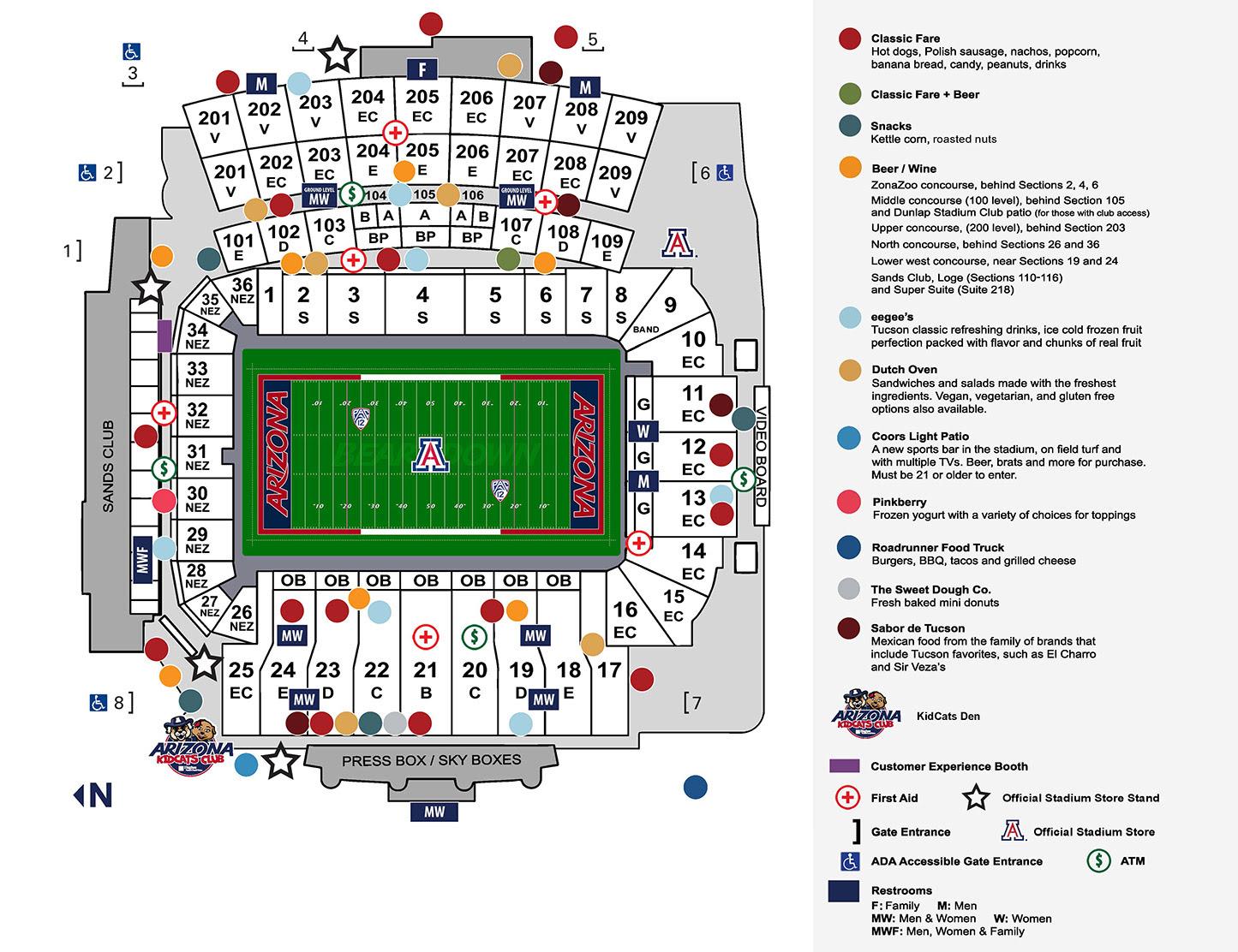 Aaa Membership Costco >> University Of Arizona Cat Card Discounts