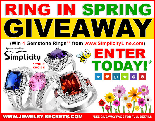 Giveaway – Jewelry Secrets