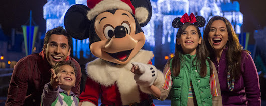 Mickey's Very Merry Christmas Party : Everything You Need to Know For Festive Fun! - There's a Girl in the Castle