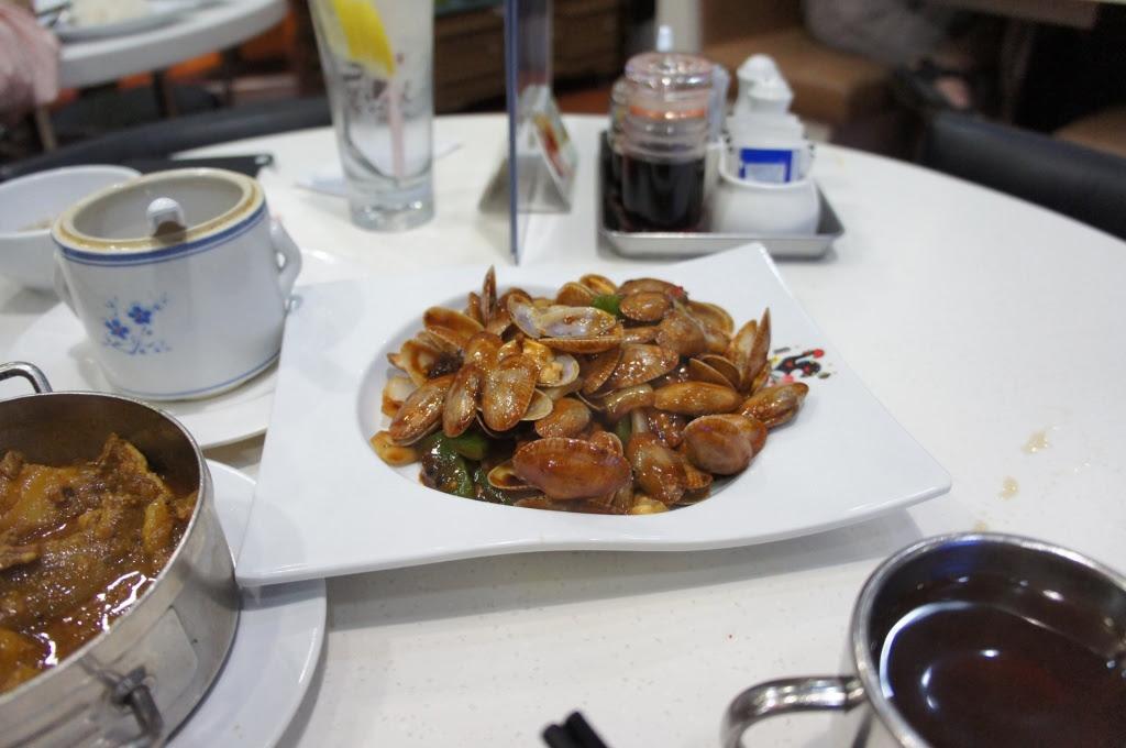 澳門茶餐廳で晩御飯