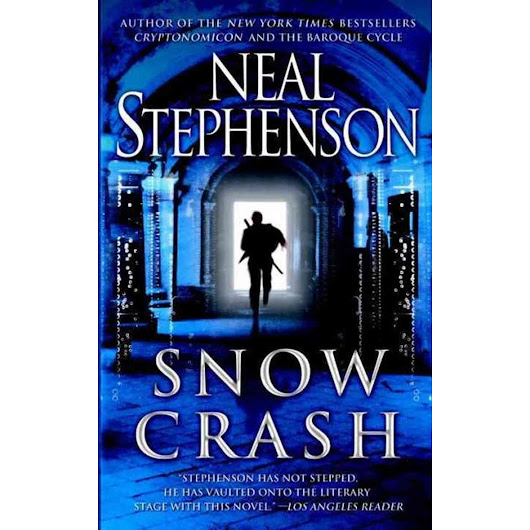Flavio Matani (London, London, The United Kingdom)'s review of Snow Crash