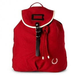 Fred Perry Vintage Twill Backpack
