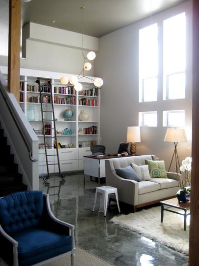 west end loft made by girl. Black Bedroom Furniture Sets. Home Design Ideas