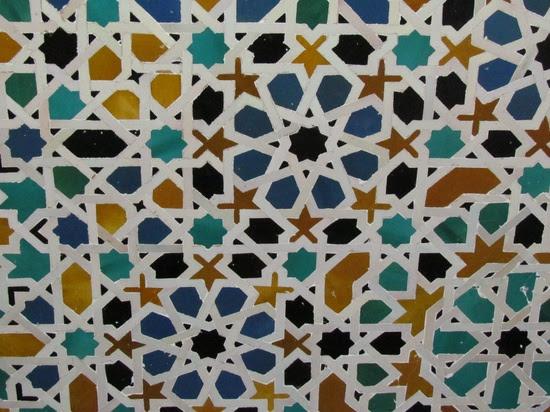 Mosaicos de la Alhambra