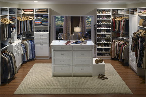 Master Bedroom Collection - Elite Closets