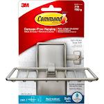 Command Bath Soap Dish - Satin Nickel