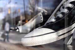 Put on your high-heel sneakers