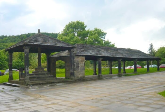 Bingley Old Market and Buttercross | Picture | Bingley WaW
