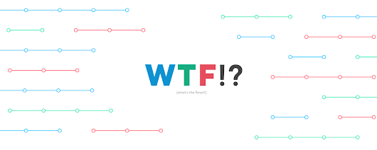 The biggest WTF in design right now – UX Collective