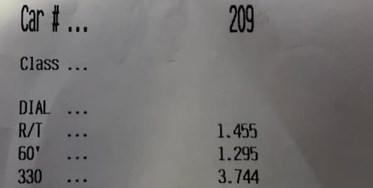 Demon on the dyno (video): power at the wheels