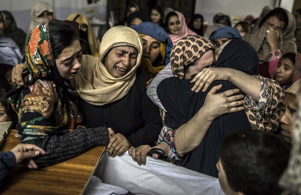 Pakistani Attack Victims
