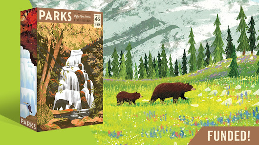 PARKS: The Board Game