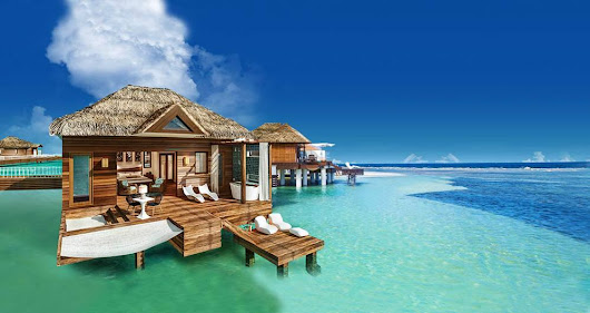 Sandals to Add More Overwater Bungalows in Jamaica - Jamaicans.com