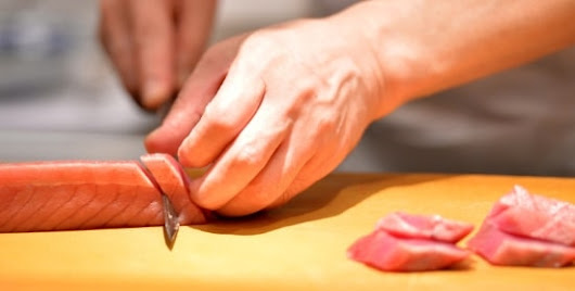 Sushi and Salmonella - Do you need to be worried?